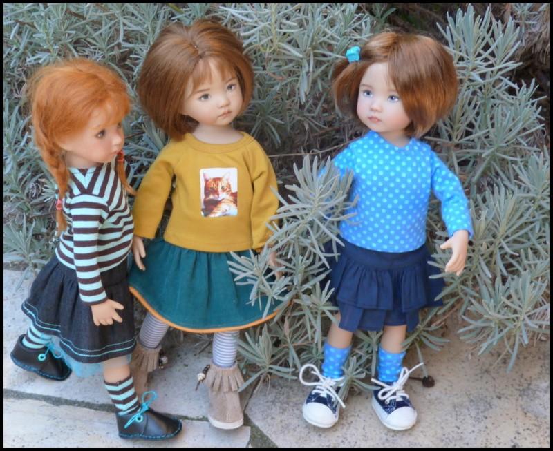 dernières tenues d'automne pour mes petites Darling P7  - Page 5 P1370724