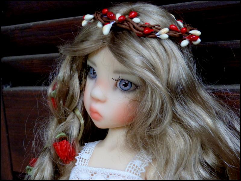 ma Miki Ophelie  dans son boudoir et en mauve P2 P1390417