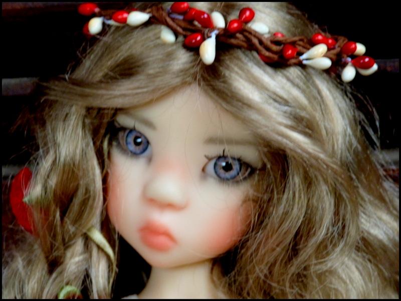 ma Miki Ophelie  dans son boudoir et en mauve P2 P1390419