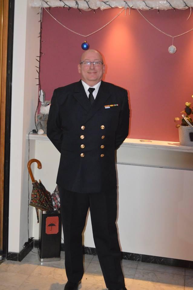 repas de corps des cadets de la marine section Ittre  1212