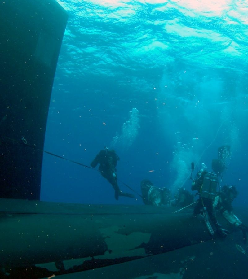 photos de divers sous marin 1711