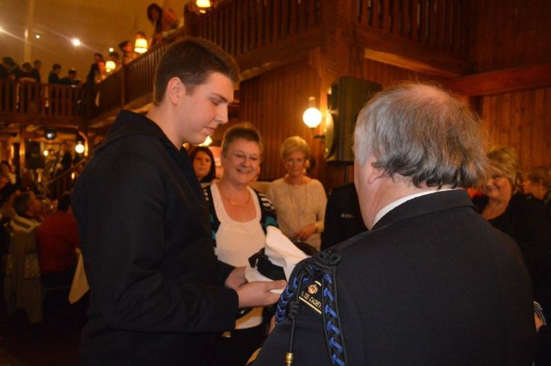 repas de corps des cadets de la marine section Ittre  3811