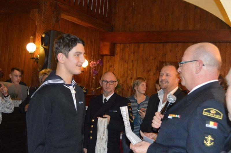 repas de corps des cadets de la marine section Ittre  4510