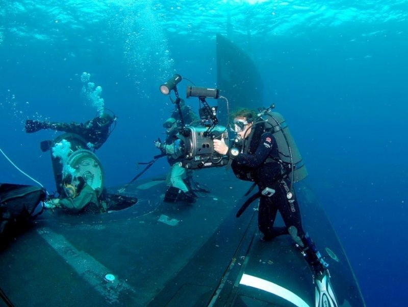 photos de divers sous marin 5111
