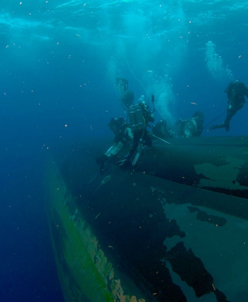 photos de divers sous marin 5211
