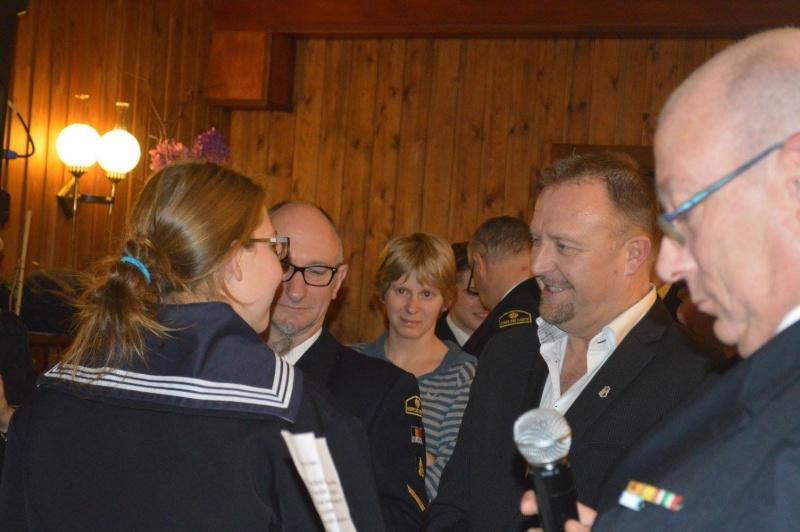 repas de corps des cadets de la marine section Ittre  5410