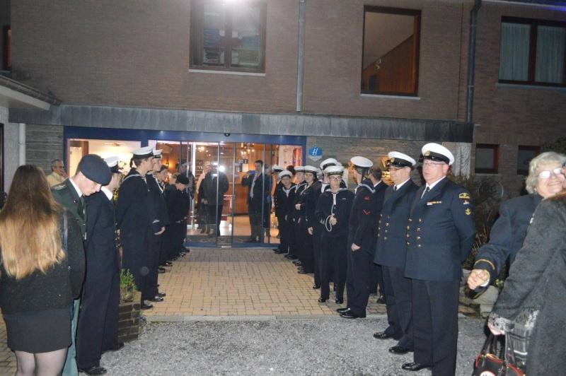 repas de corps des cadets de la marine section Ittre  712