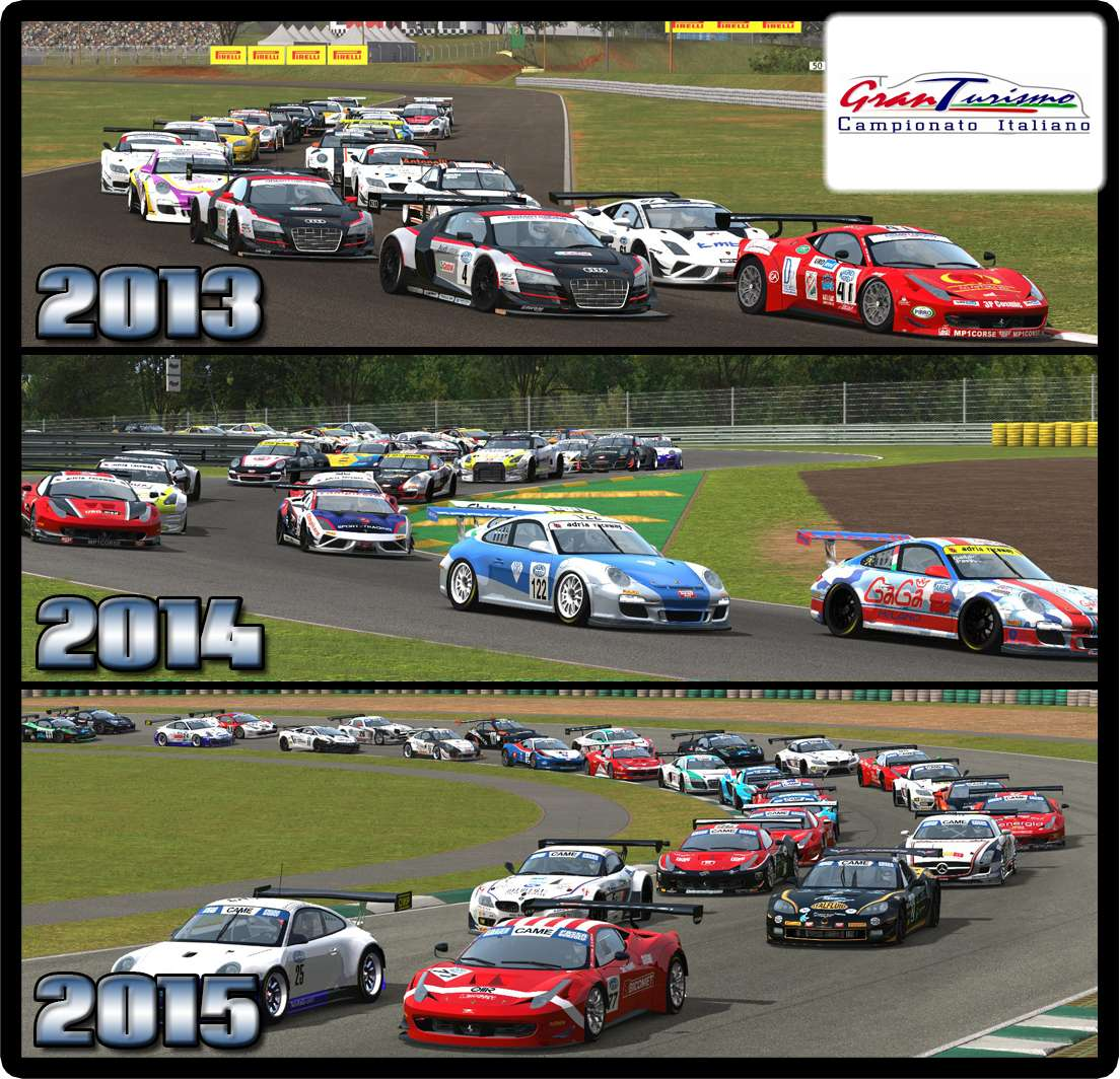 SCE Italian GT 2013-2015 2015-111