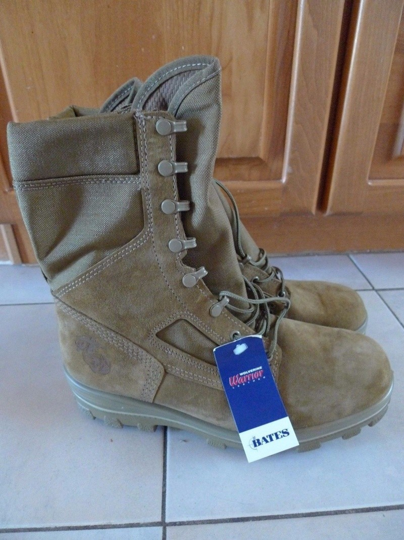 Chaussures Bates Boots Warrior _5710