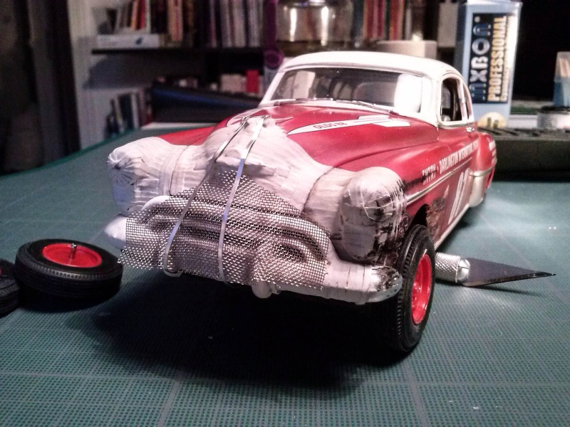 OLDS 1950 american stock car racing/REVELL TERMINEE!! - Page 2 12546210