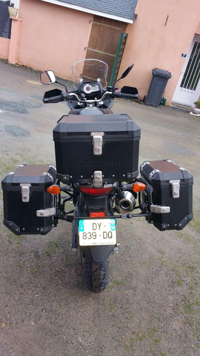 Suzuki DL V-strom 2015 adventure !!! 20151211