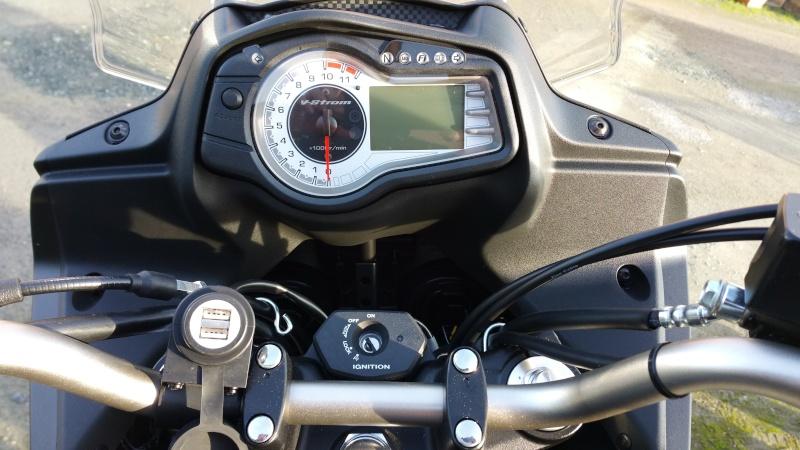 Suzuki V-Strom 650XT 20151214