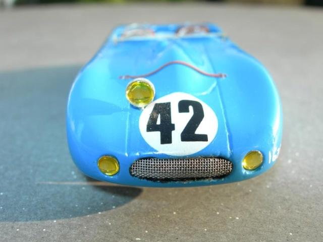 Citroën et Charles DEUTSCH & René BONNET - 1938 > 1949 007610
