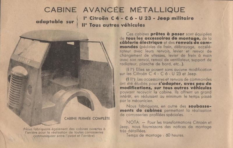 L'énigme de la cabine avancée Citroën  04611f10