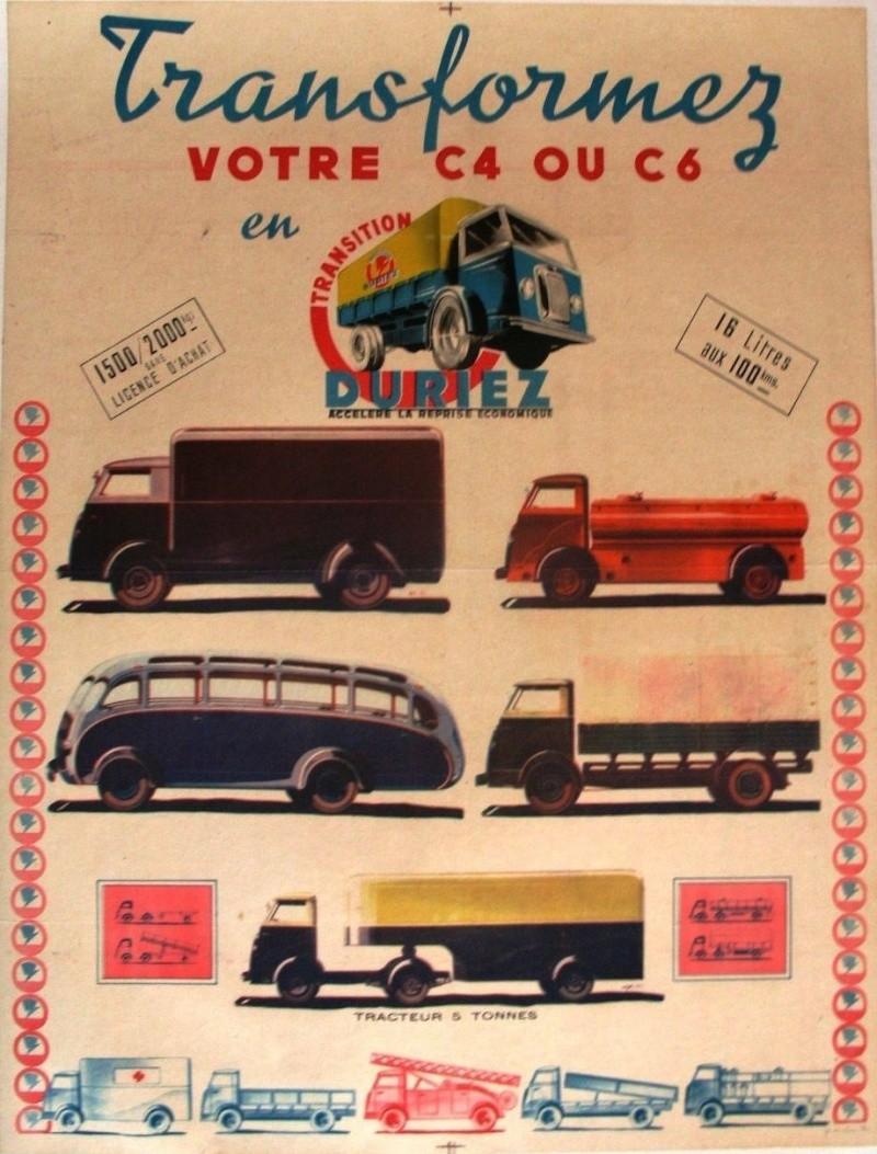 L'énigme de la cabine avancée Citroën  04614v10