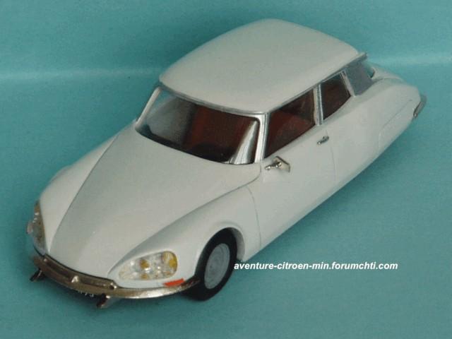 """Citroën de la D""""S"""" à la """"S""""M - TENTATIVE D'INVENTAIRE des PROTOTYPES  1968ds10"""