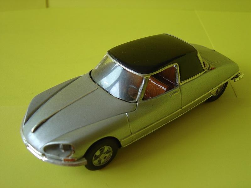 CHAPRON DS CAB avec toit ! 213
