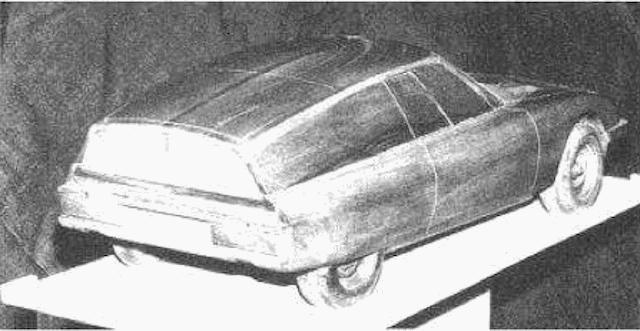 """Citroën de la D""""S"""" à la """"S""""M - TENTATIVE D'INVENTAIRE des PROTOTYPES  29455110"""