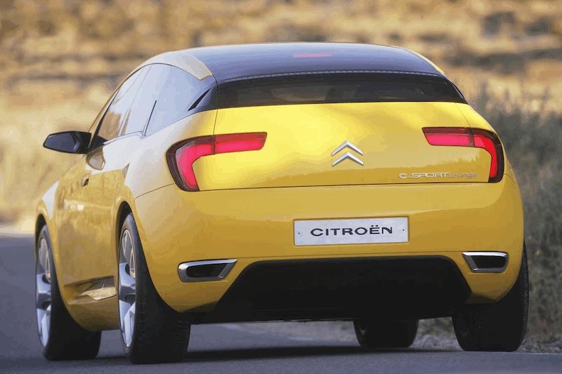 2005 - Citroën C-SportLounge, l'esprit Grand Tourisme  2_citr10