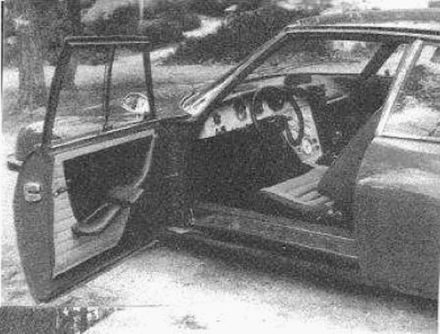 """Citroën de la D""""S"""" à la """"S""""M - TENTATIVE D'INVENTAIRE des PROTOTYPES  49764510"""