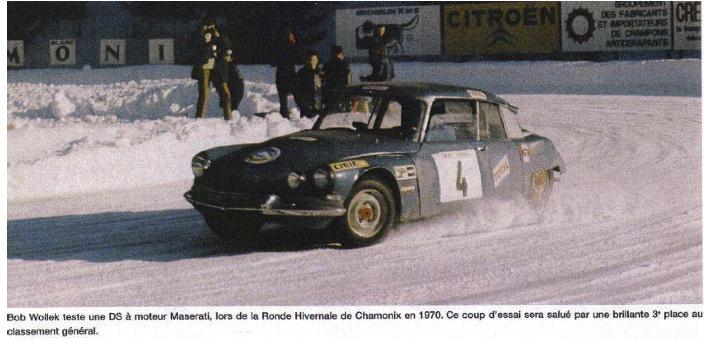 """Citroën de la D""""S"""" à la """"S""""M - TENTATIVE D'INVENTAIRE des PROTOTYPES  710"""