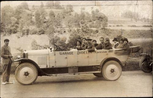 """Citroën type 23RU car torpédo """"CHASSAING"""" 1947 _1210"""
