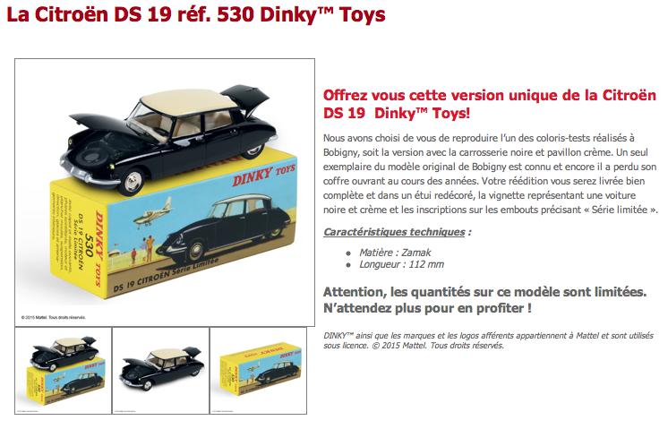 Editions ATLAS - Les Dinky™ Toys de Noël 2015 Captur11