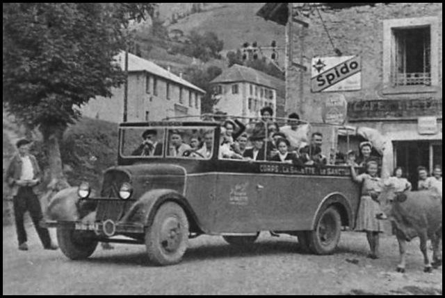 "Citroën Type 23RU bus torpédo ""CHABOUD"" 1946 Car_2210"