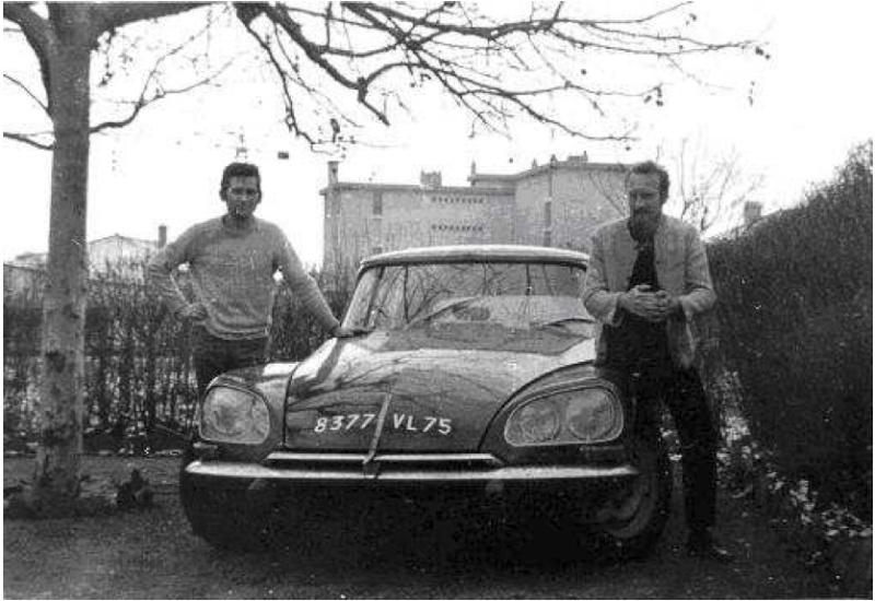 """Citroën de la D""""S"""" à la """"S""""M - TENTATIVE D'INVENTAIRE des PROTOTYPES  Chrono12"""