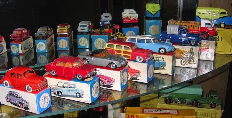 Citroën, les jouets en tôle - CIJ : Les ateliers de Briare  Cij_110