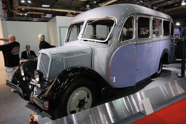 """Citroën Type 23RU car à cabine avancée """"BESSET"""" 1947  Citroe22"""