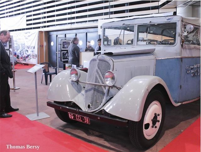 """Citroën Type 23RU bus torpédo """"CHABOUD"""" 1946 Citroy10"""