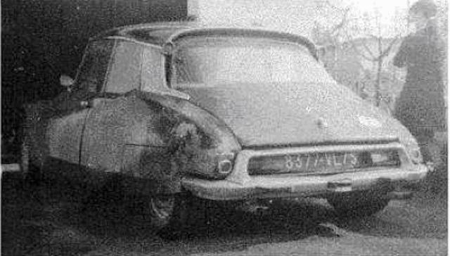 """Citroën de la D""""S"""" à la """"S""""M - TENTATIVE D'INVENTAIRE des PROTOTYPES  Coupev15"""