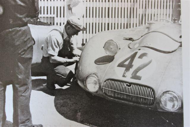 Citroën et Charles DEUTSCH & René BONNET - 1938 > 1949 Db-cit11