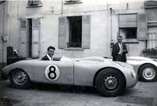 Citroën et Charles DEUTSCH & René BONNET - 1938 > 1949 Db4_1910