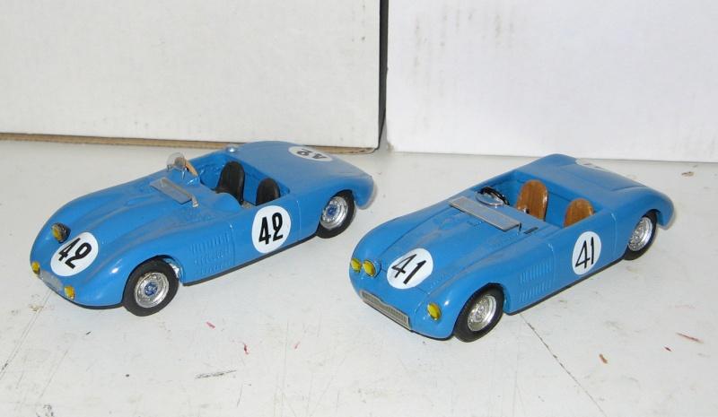 Citroën et Charles DEUTSCH & René BONNET - 1938 > 1949 Db_19410