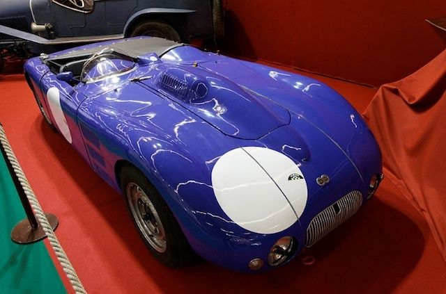 Citroën et Charles DEUTSCH & René BONNET - 1938 > 1949 Db_ryt10