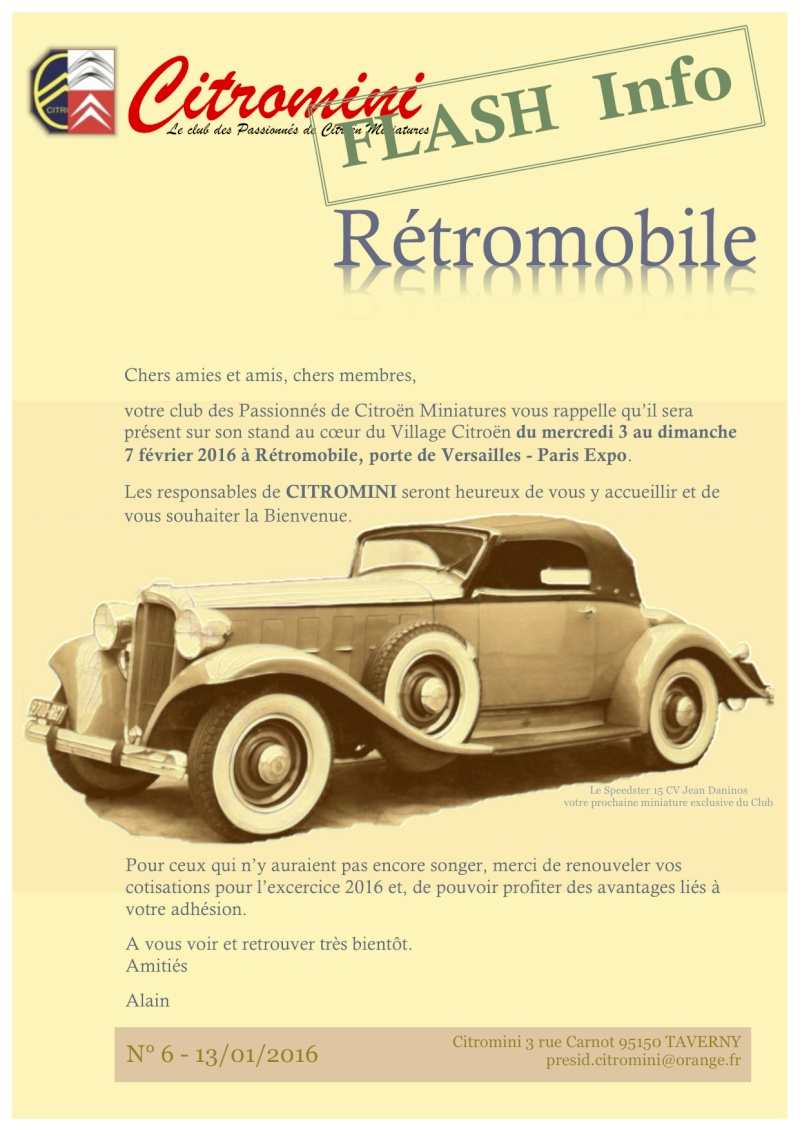 RETROMOBILE 2016 Flash_11