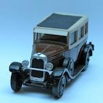 C4 (4 cylindres) souple et silencieuse, de 1928 à 1934 : 243.068 ex.