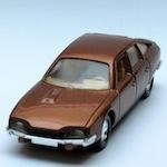 CX de 1974 à 1991 : 1.042.460 ex.