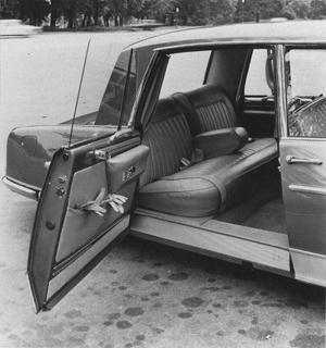 Les Citroën DS d'Henri Chapron Majest10