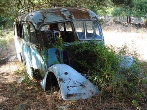 """Citroën Type 23RU car à cabine avancée """"BESSET"""" 1947  Photo_10"""