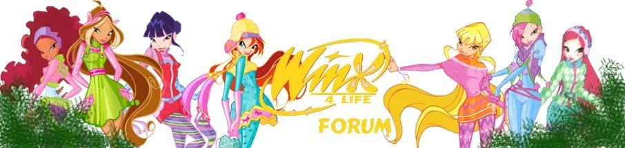 Winx 4 Life - The Forum