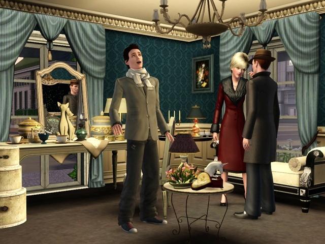 [Clos]   Mister Sims 2011 : et si c'était vous ? - Page 3 Vincen12