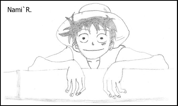 Les dessins de Nami Luffy210