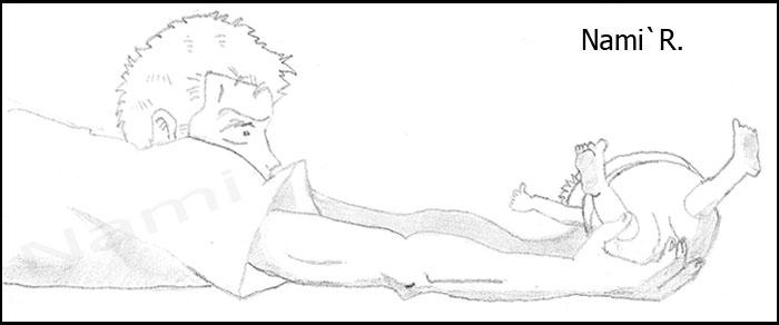 Les dessins de Nami Zorro310