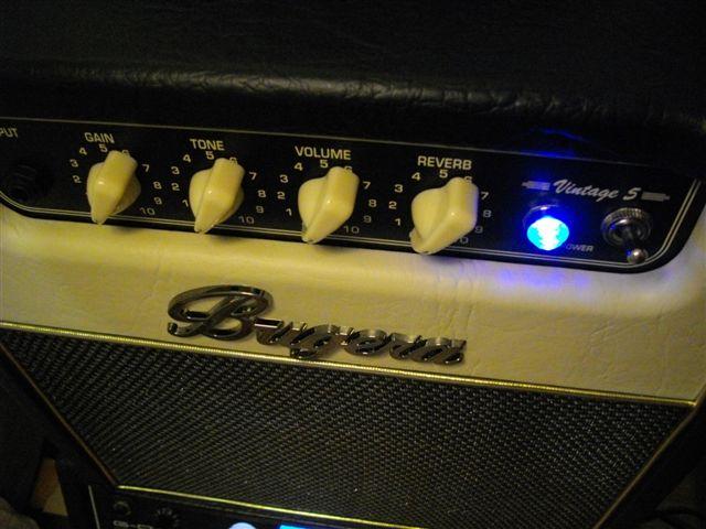 BUGERA 5v (1ères impressions sur cet ampli de 5 watts) Bugera11