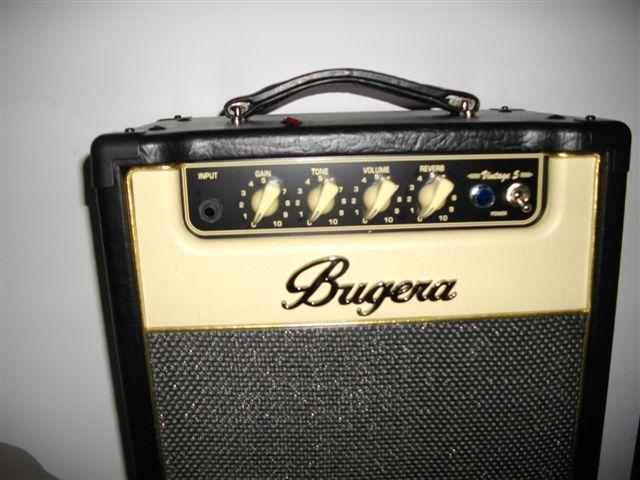 BUGERA 5v (1ères impressions sur cet ampli de 5 watts) Bugera13