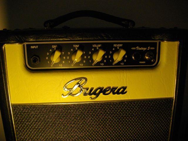 BUGERA 5v (1ères impressions sur cet ampli de 5 watts) Bugera14