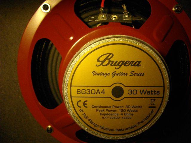 BUGERA 5v (1ères impressions sur cet ampli de 5 watts) Bugera16